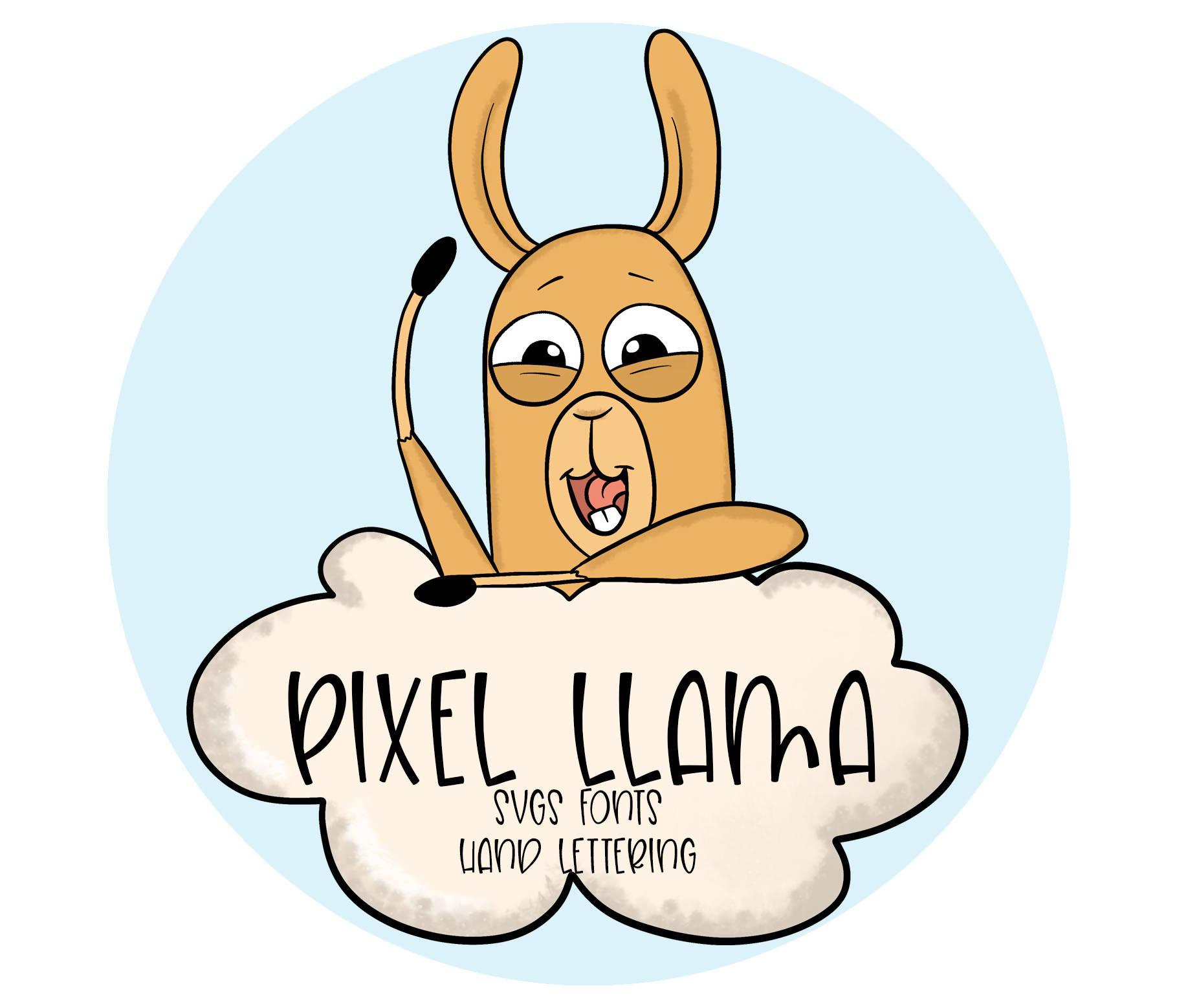 The Pixel Llama