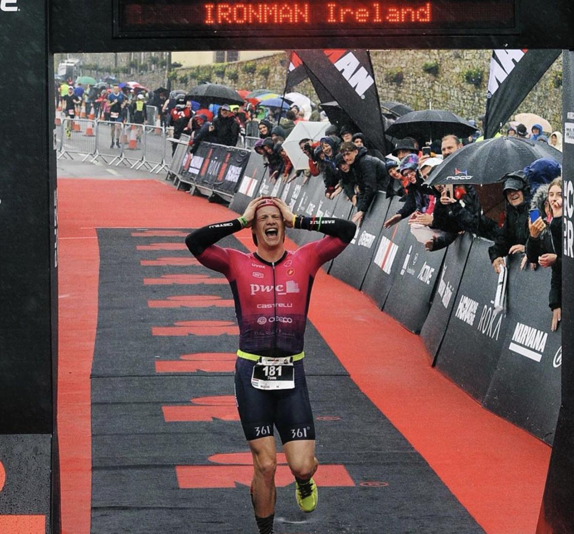 Tom Oosterdijk | Triatlete