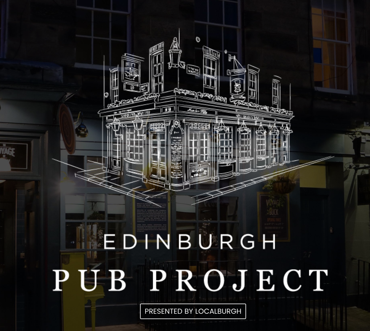 Edinburgh Pub Project