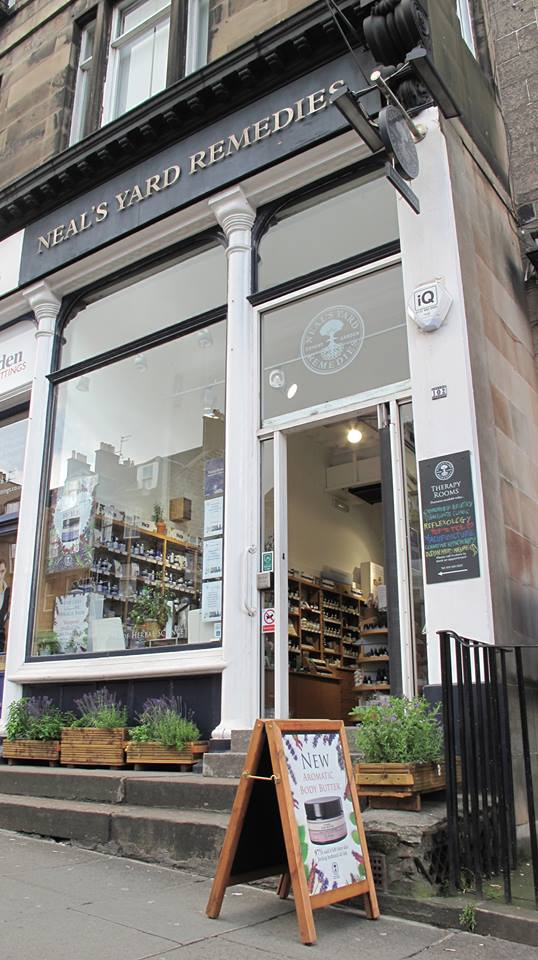 Neal's Yard Remedies Edinburgh