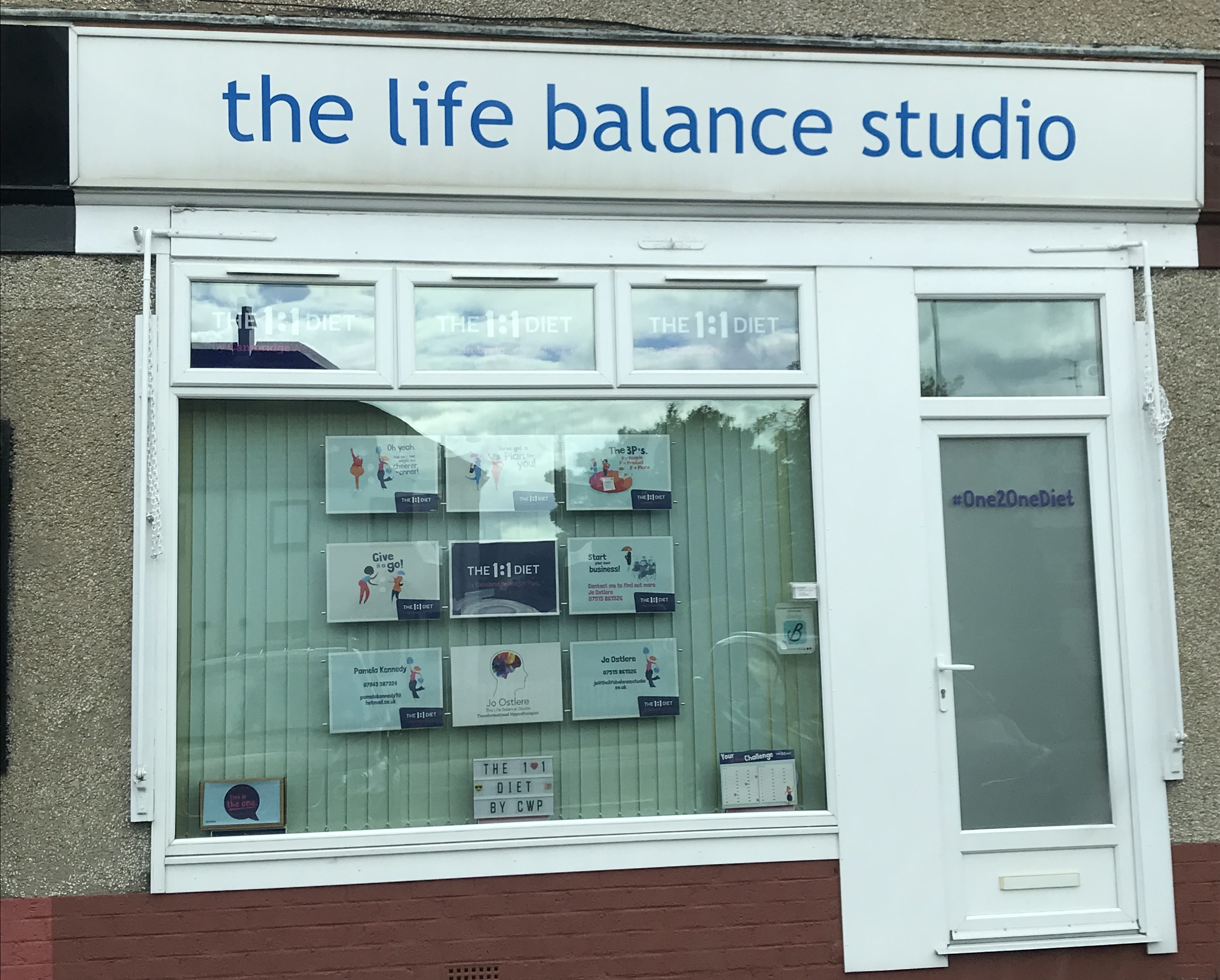 Jo Ostlere at The Life Balance Studio