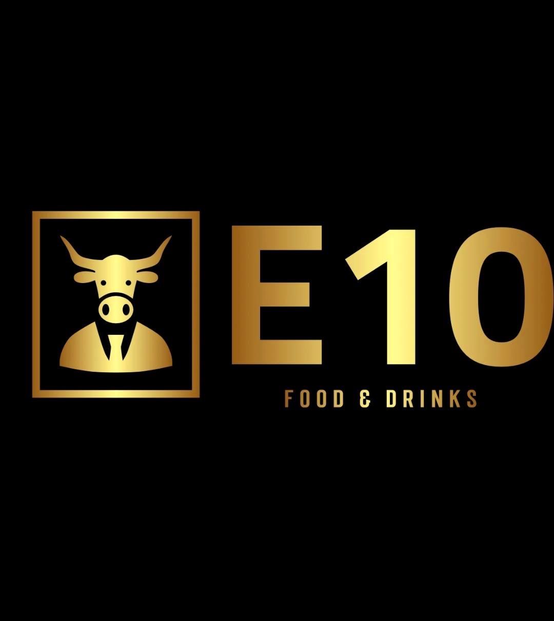 E10 Burgers
