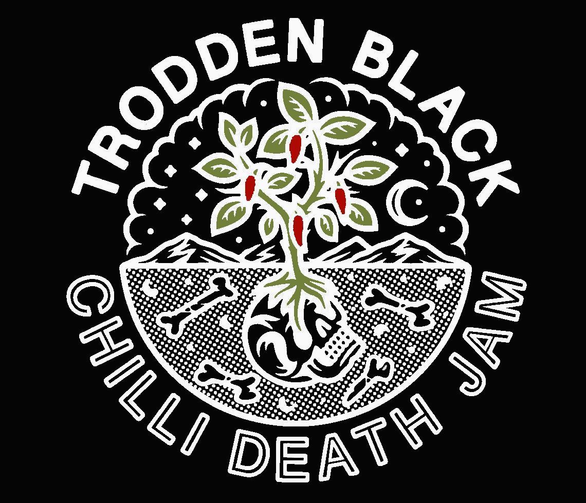 Trodden Black