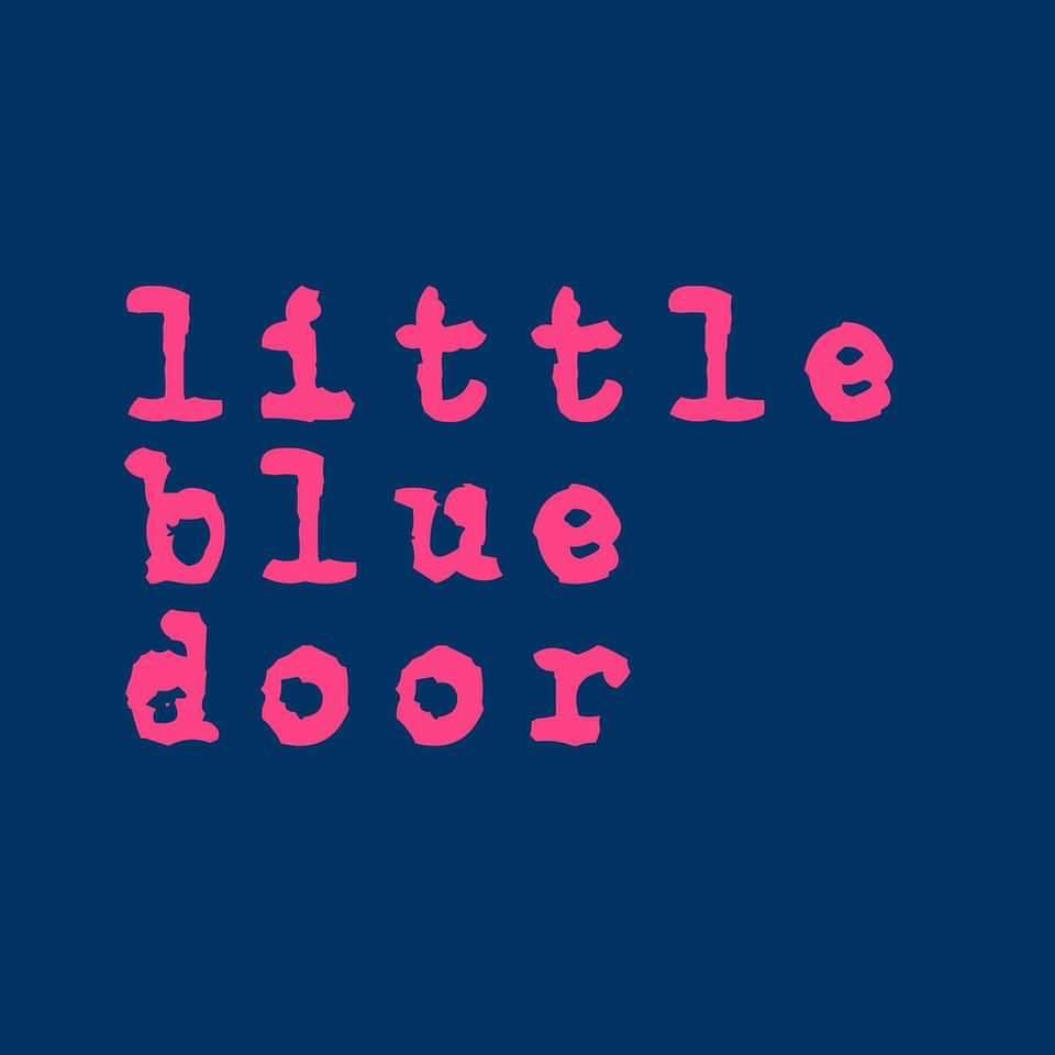 little blue door edinburgh