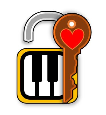 Rebecca's Piano Keys