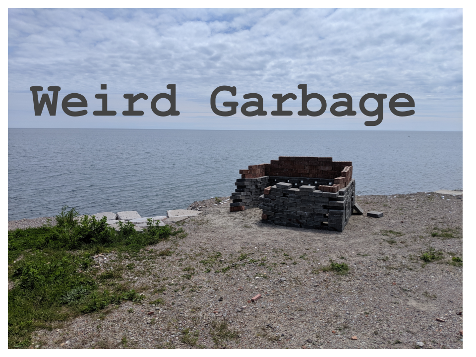 Weird Garbage