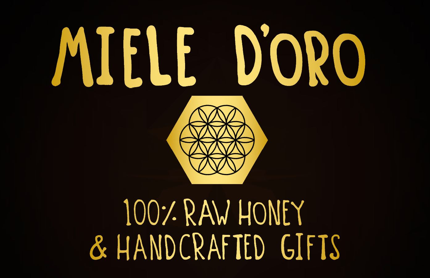 Miele D'Oro Raw Honey and Skincare