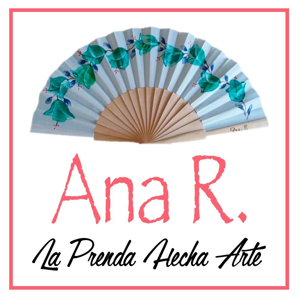 Ana R. La prenda Hecha Arte