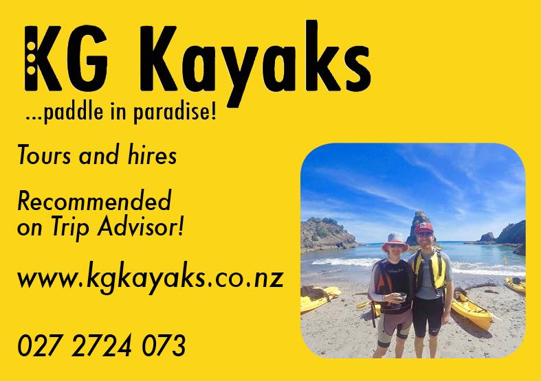 KG Kayaks