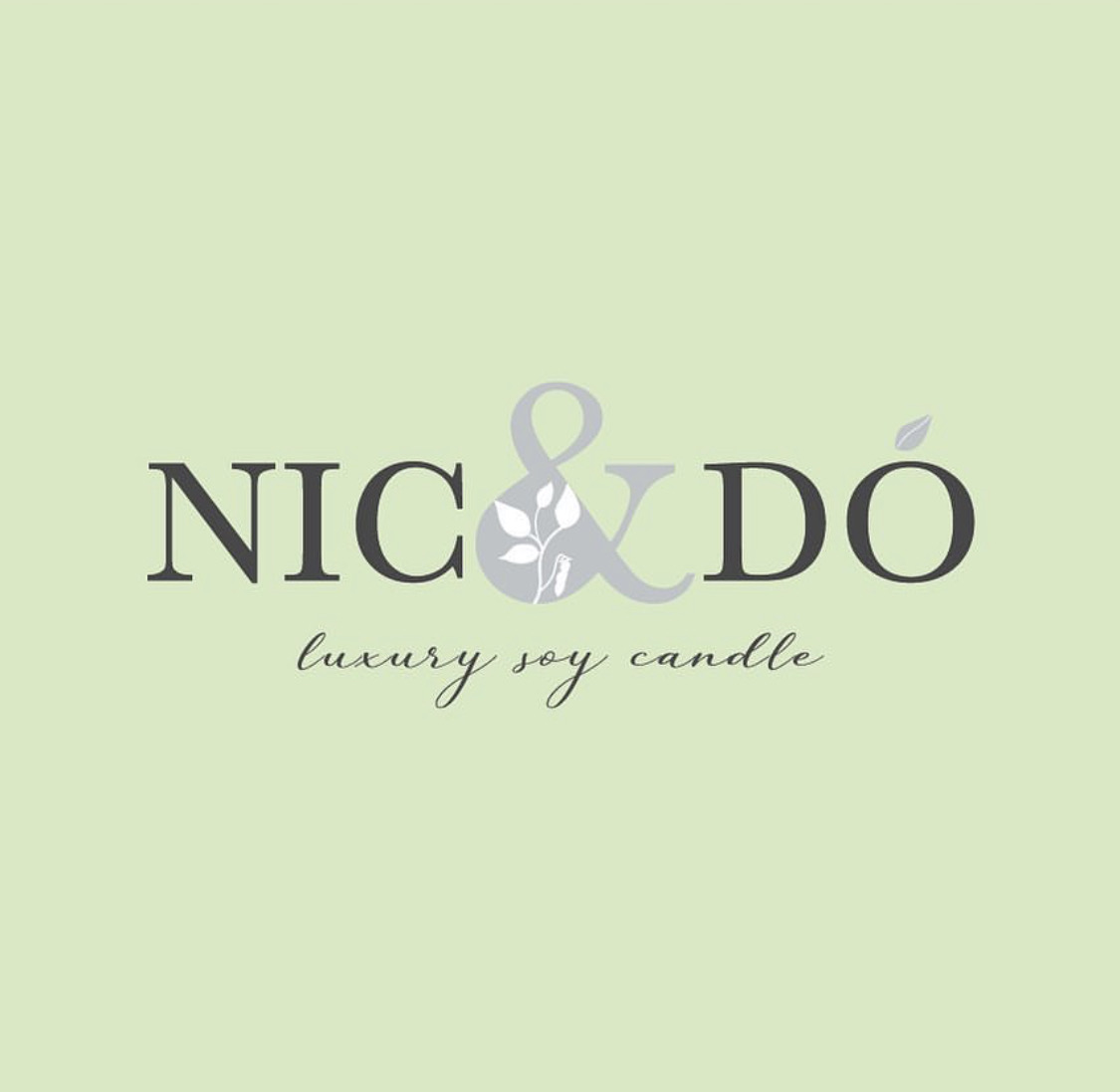 NIC&DŌ Luxury Soy Candle