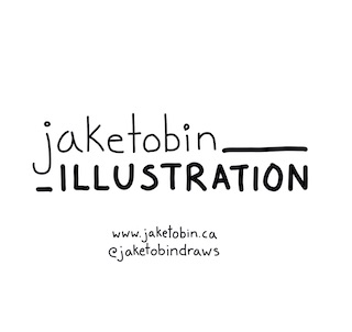 Jaketobin Illustration