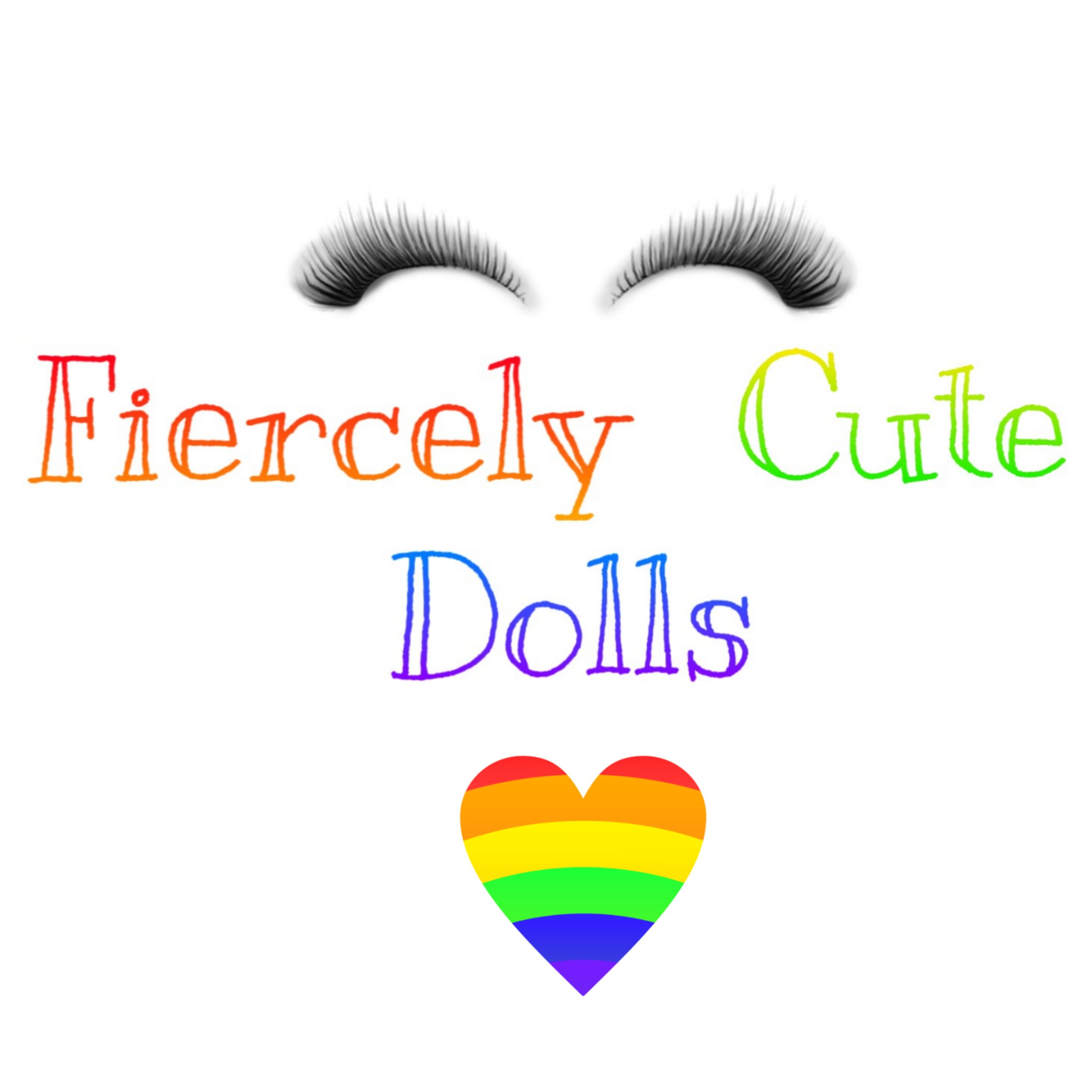 Fiercely Cute Dolls