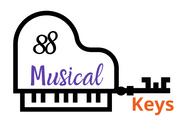 88 Musical Keys