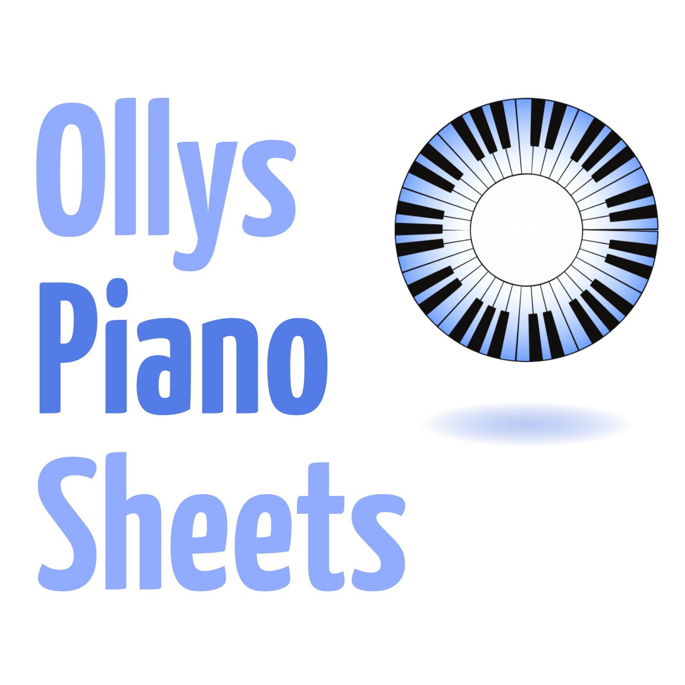 OllysPianoSheets