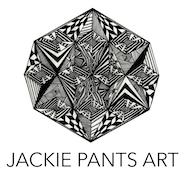 Jackie Pants Art