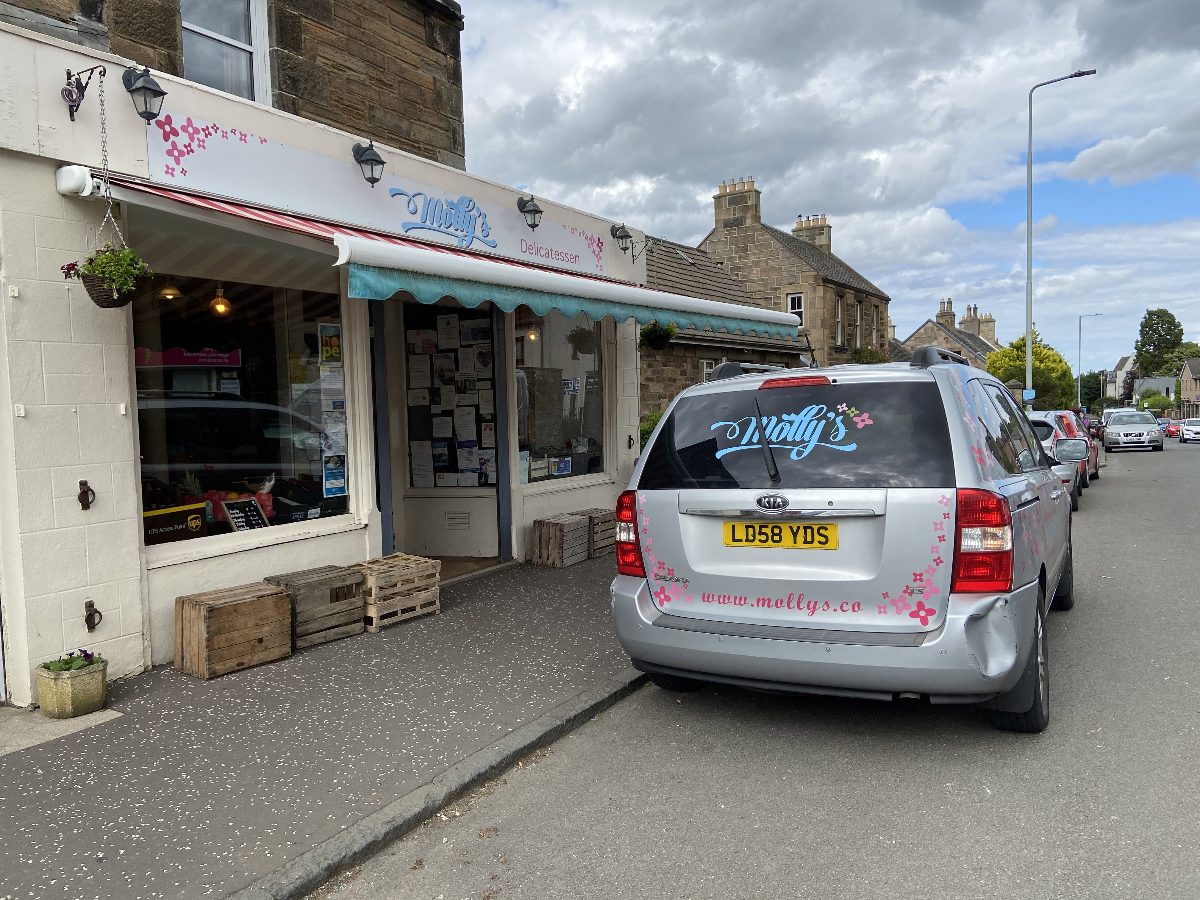 Molly's Coffee Shop & Delicatessen