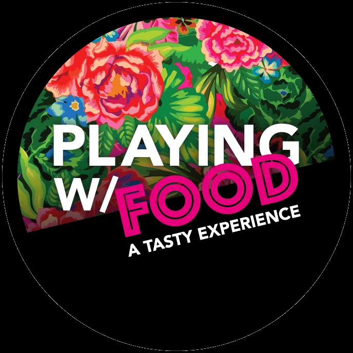 Playing w/Food