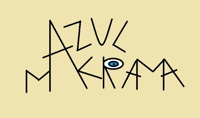 Azul Makrama