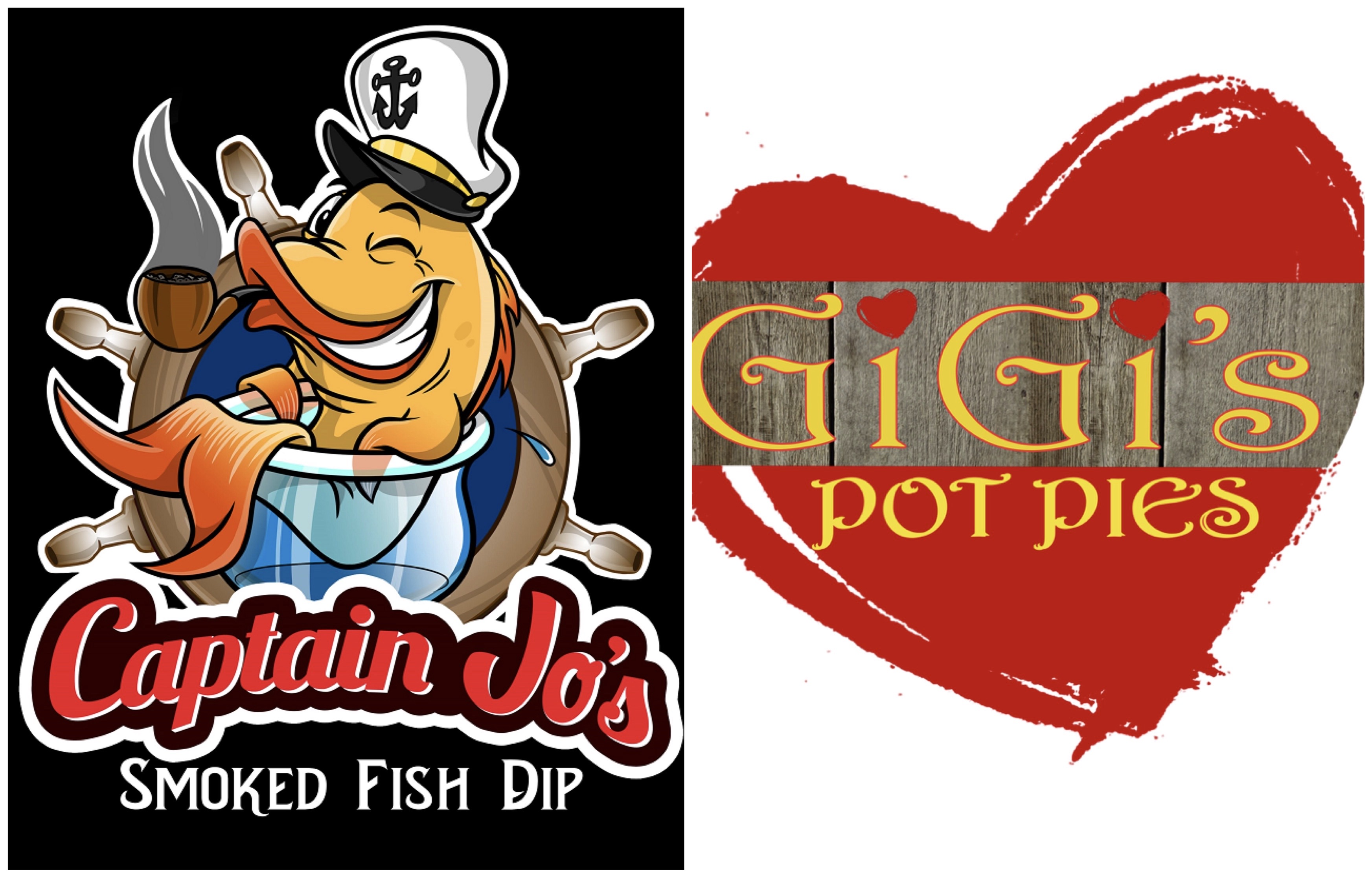 Captain Jo's Fish Dips & GiGi's Chicken Pot Pies