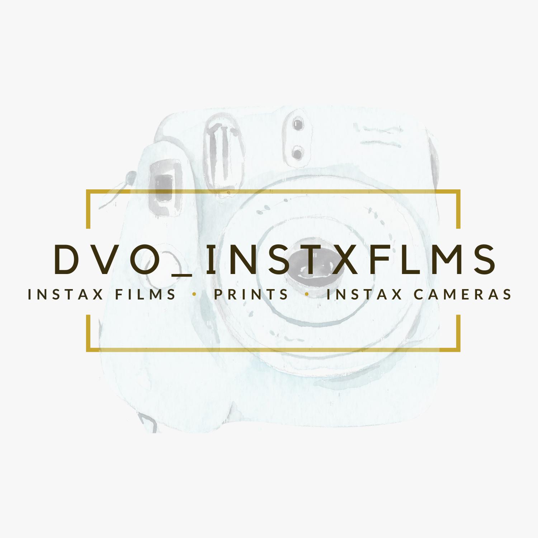 DVO Instax Films and Cameras