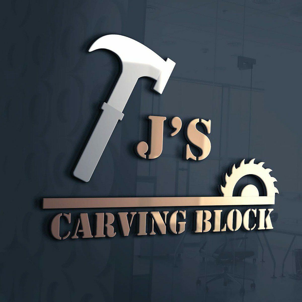 J's Carving Block