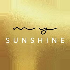 My Sunshine sunscreen