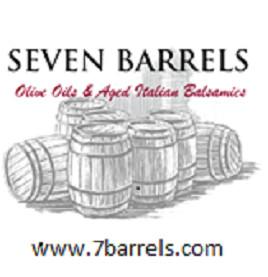 Seven Barrels Olive Oils and Aged Italian Balsamics