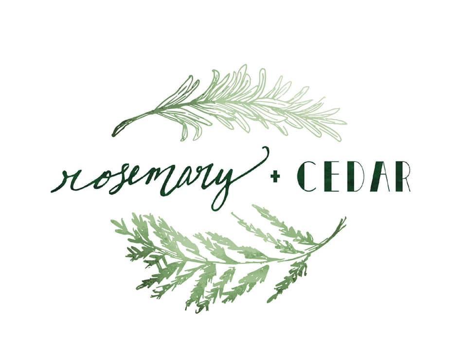 Rosemary + Cedar