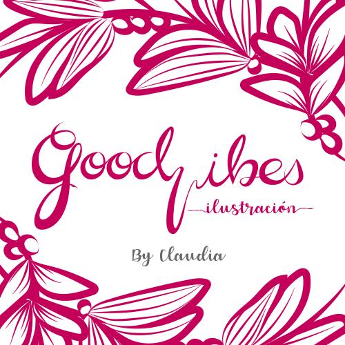 Good Vibes Ilustración