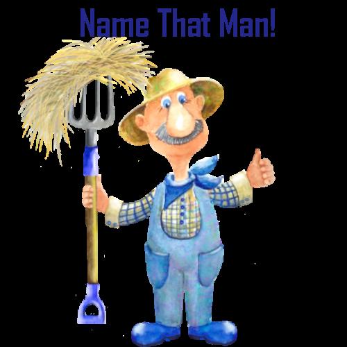 Name That Man!