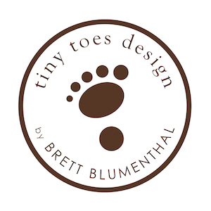 Tiny Toes Design by Brett Blumenthal