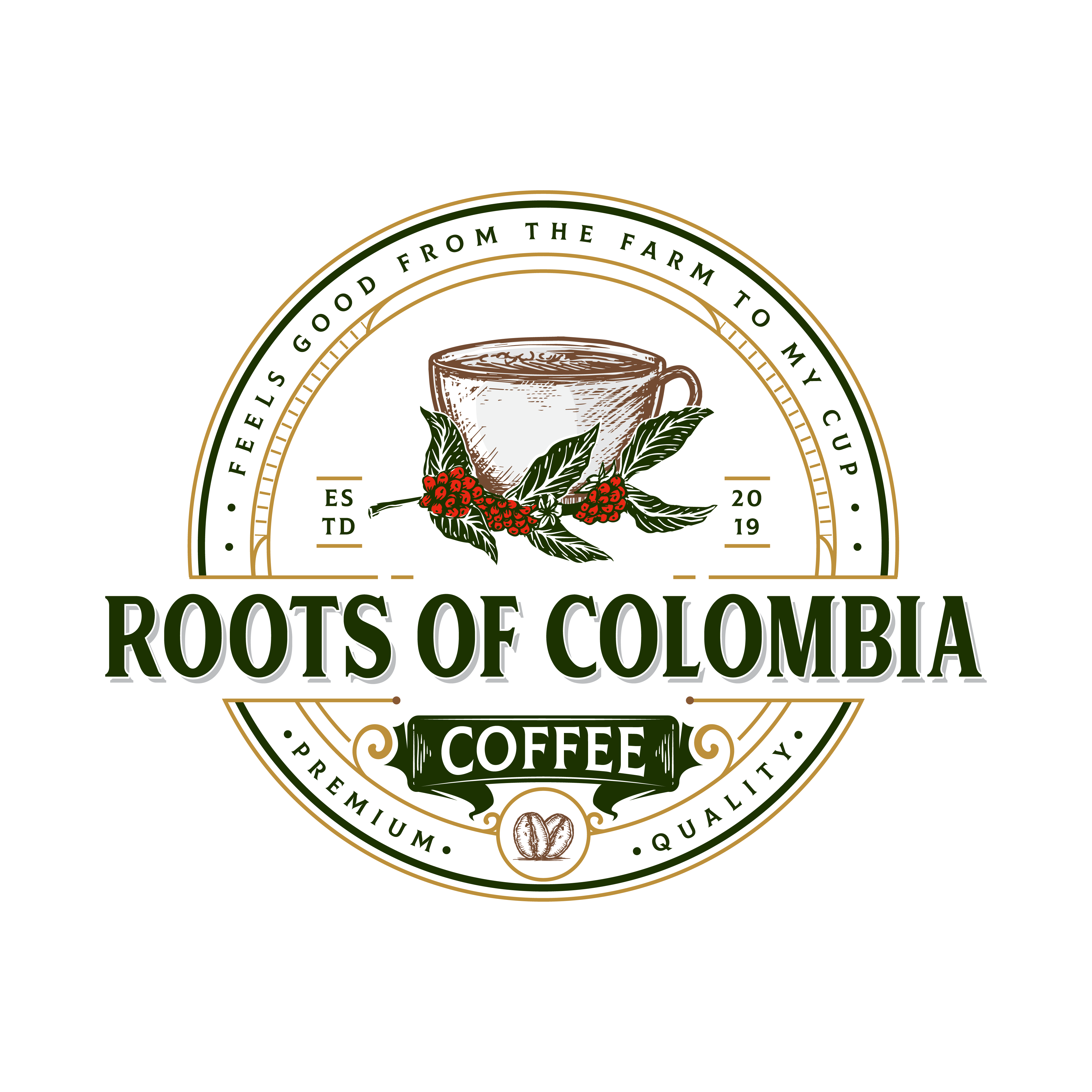 Roots of Colombia Coffee Inc.