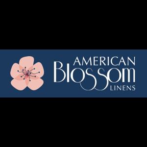 American Blossom Linen