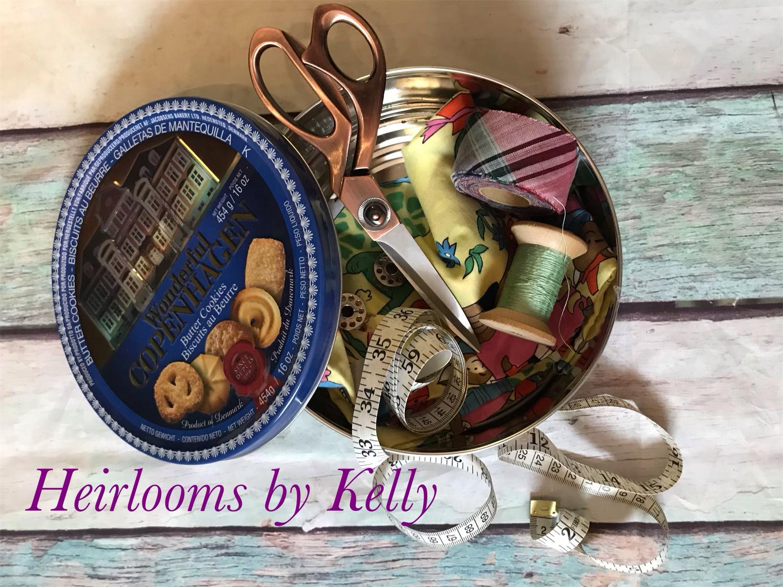 Heirlooms by Kelly