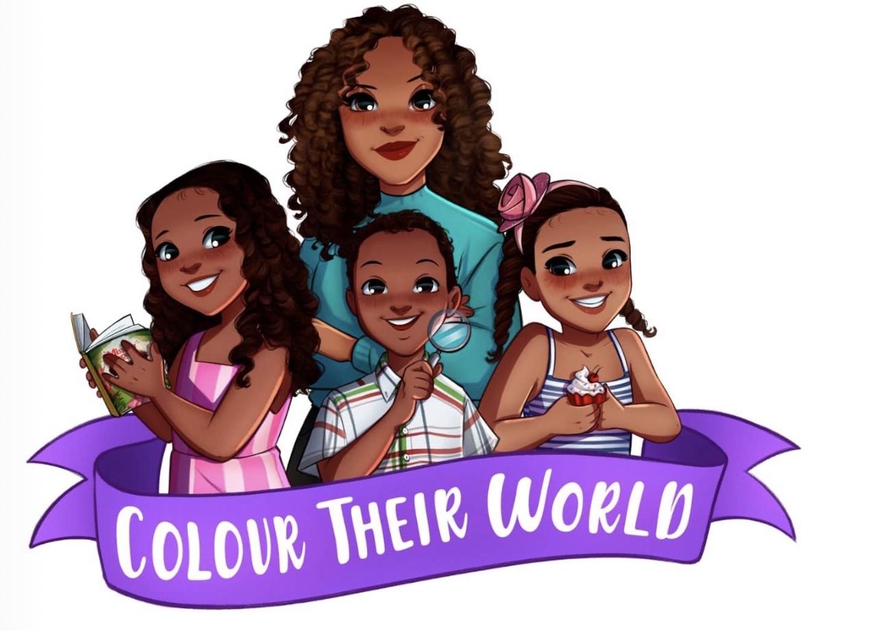 Colour Their World