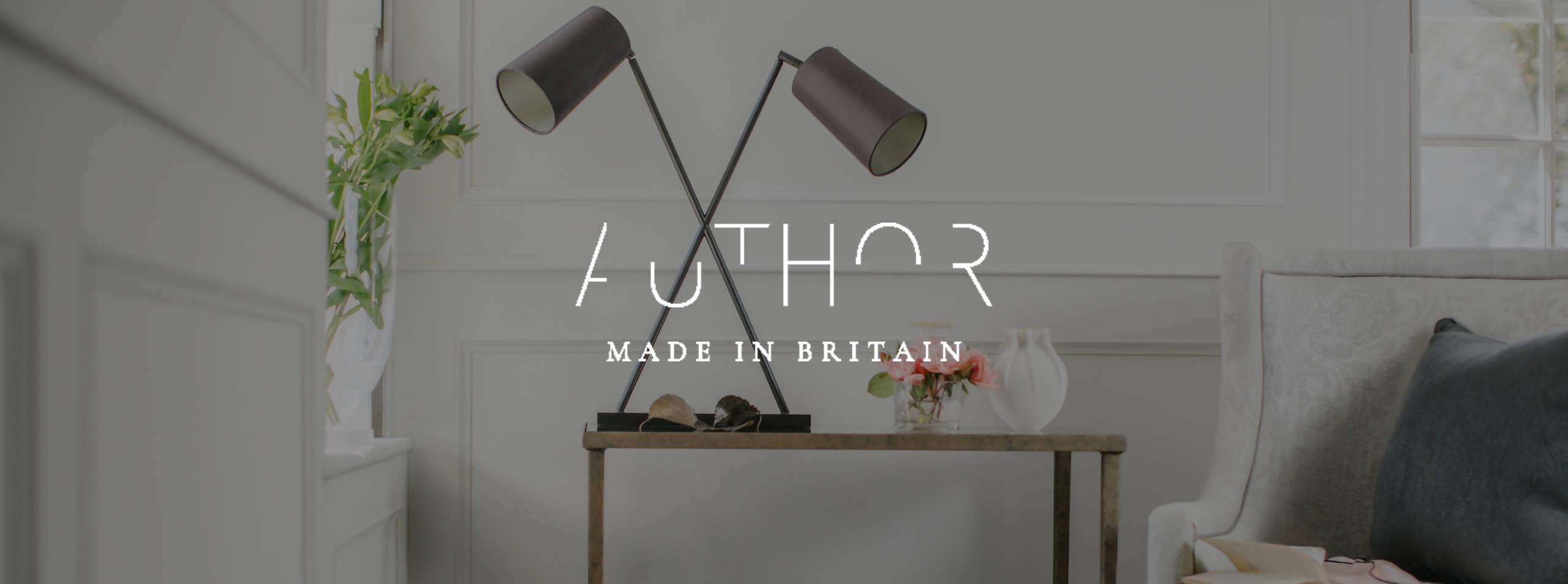 Author Interiors